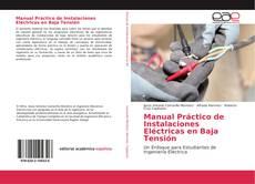 Portada del libro de Manual Práctico de Instalaciones Eléctricas en Baja Tensión