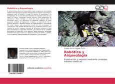 Capa do livro de Robótica y Arqueología
