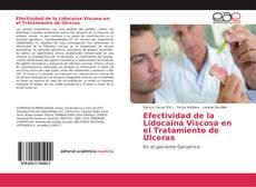 Bookcover of Efectividad de la Lidocaina Viscosa en el Tratamiento de Ulceras