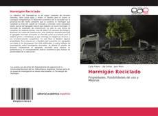 Bookcover of Hormigón Reciclado