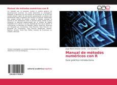 Buchcover von Manual de métodos numéricos con R