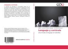 Обложка Lenguaje y currículo