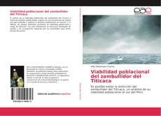 Bookcover of Viabilidad poblacional del zambullidor del Titicaca