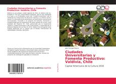 Ciudades Universitarias y Fomento Productivo: Valdivia, Chile kitap kapağı