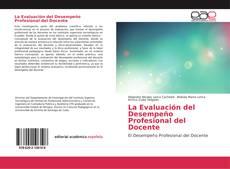 Portada del libro de La Evaluación del Desempeño Profesional del Docente