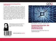 Copertina di Implementación de dispositivos electrónicos