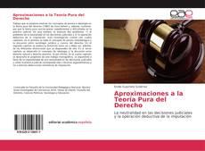 Portada del libro de Aproximaciones a la Teoría Pura del Derecho