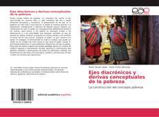 Ejes diacrónicos y derivas conceptuales de la pobreza kitap kapağı