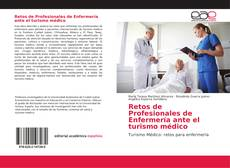 Portada del libro de Retos de Profesionales de Enfermería ante el turismo médico