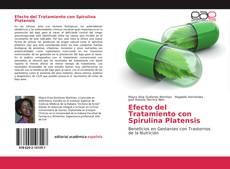 Portada del libro de Efecto del Tratamiento con Spirulina Platensis