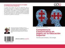 Portada del libro de Competencia Comunicativa en Inglés en la Educación Superior