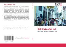 Buchcover von Cali Cuba dos mil