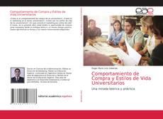 Portada del libro de Comportamiento de Compra y Estilos de Vida Universitarios
