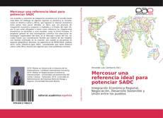 Bookcover of Mercosur una referencia ideal para potenciar SADC