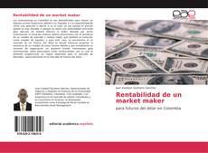 Bookcover of Rentabilidad de un market maker