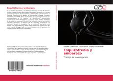 Bookcover of Esquizofrenia y embarazo