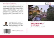 Copertina di Arquitectura y Jardinería
