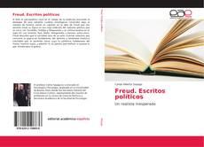 Couverture de Freud. Escritos políticos