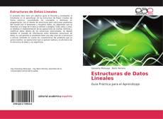 Portada del libro de Estructuras de Datos Lineales