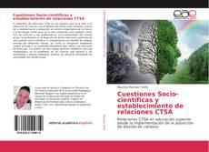 Buchcover von Cuestiones Socio-científicas y establecimiento de relaciones CTSA