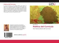 Buchcover von Poética del Currículo