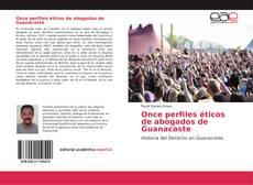 Portada del libro de Once perfiles éticos de abogados de Guanacaste