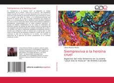 Bookcover of Siempreviva o la heroína cruel