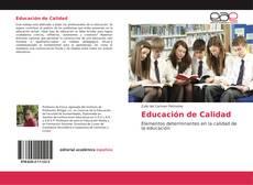 Обложка Educación de Calidad