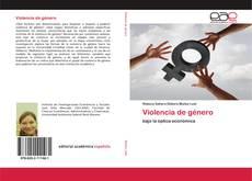 Copertina di Violencia de género