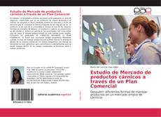 Bookcover of Estudio de Mercado de productos cárnicos a través de un Plan Comercial