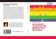 Portada del libro de Necesidades Formativas del profesorado en Relación a la Diversidad
