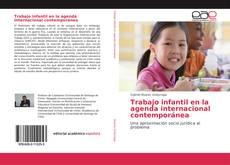 Обложка Trabajo infantil en la agenda internacional contemporánea