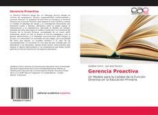 Couverture de Gerencia Proactiva