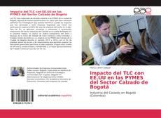 Portada del libro de Impacto del TLC con EE.UU en las PYMES del Sector Calzado de Bogotá