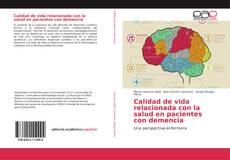 Обложка Calidad de vida relacionada con la salud en pacientes con demencia