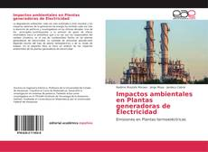 Capa do livro de Impactos ambientales en Plantas generadoras de Electricidad