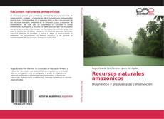 Capa do livro de Recursos naturales amazónicos