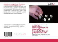 Buchcover von Análisis e Investigación de Maniobras Fraudulentas en Juegos de Azar