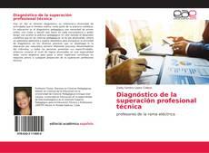 Diagnóstico de la superación profesional técnica kitap kapağı