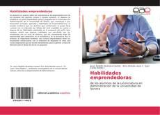 Portada del libro de Habilidades emprendedoras