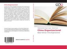 Capa do livro de Clima Organizacional