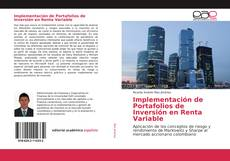 Bookcover of Implementación de Portafolios de Inversión en Renta Variable