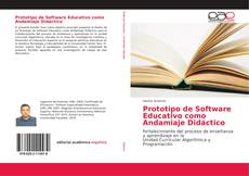 Обложка Prototipo de Software Educativo como Andamiaje Didáctico