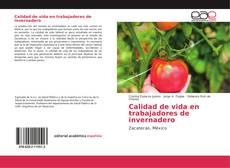 Portada del libro de Calidad de vida en trabajadores de invernadero