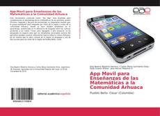 Borítókép a  App Movil para Enseñanzas de las Matemáticas a la Comunidad Arhuaca - hoz