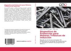 Обложка Dispositivo de Protección para Motores Trifásicos de Inducción