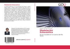 Portada del libro de Modelación Estocástica
