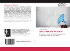 Обложка Abstracción Musical
