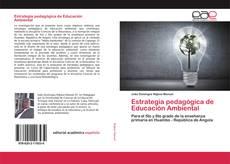 Estrategia pedagógica de Educación Ambiental的封面