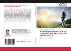 Capa do livro de Posicionamiento de un Servicio de Turismo de Naturaleza